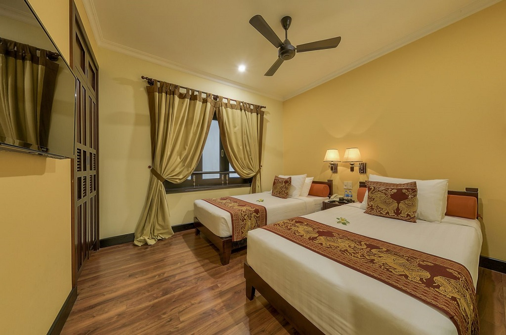 Deluxe Family Seahorse Resort & Spa Phan Thiết