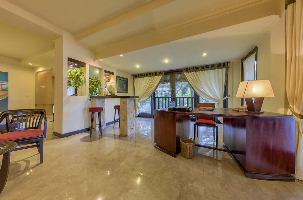 Quầy Seahorse Resort & Spa Phan Thiết