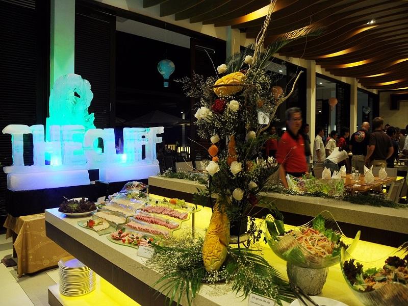 Tiệc tối The Cliff Resort & Residences Phan Thiết