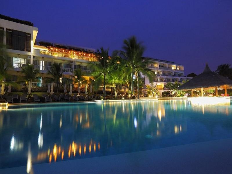 Hồ Bơi The Cliff Resort & Residences Phan Thiết