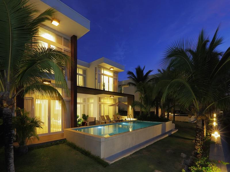 Villa Ocean Front Condo