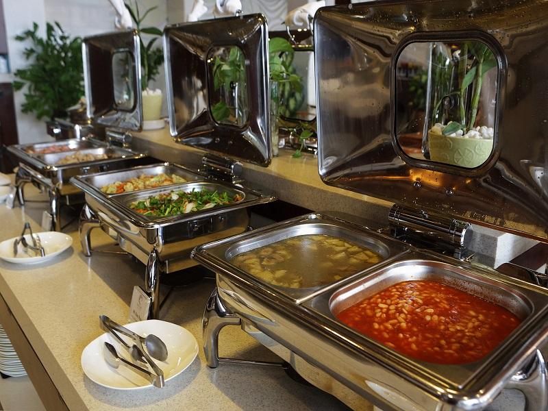 Buffet sáng The Cliff Resort & Residences Phan Thiết