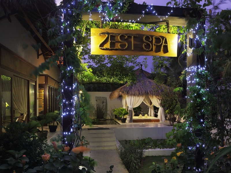 Zest Spa The Cliff Resort & Residences Phan Thiết