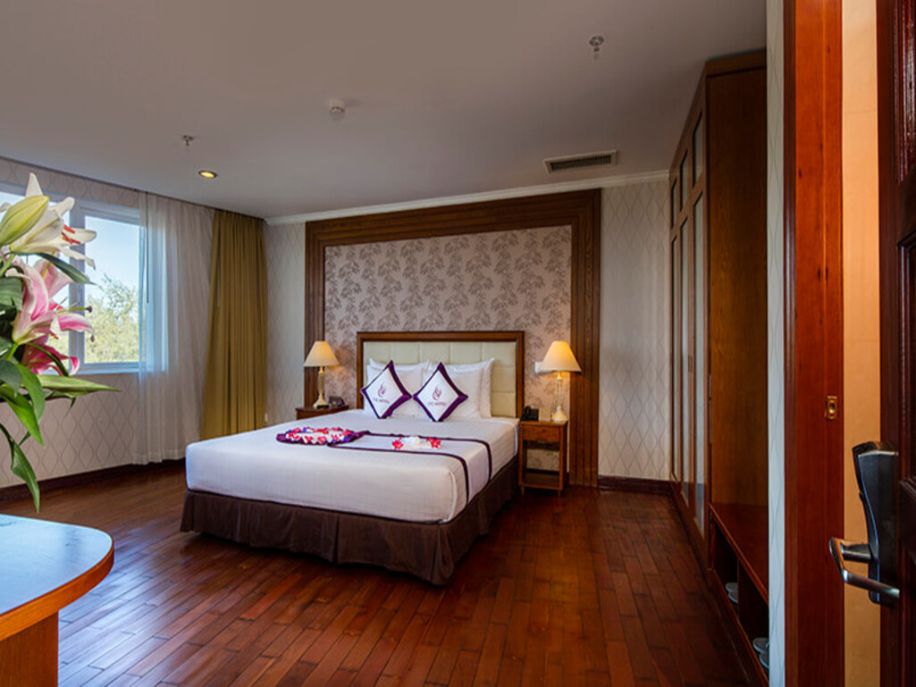 Deluxe Sea View (Double/Twin) TTC Hotel Premium Phan Thiết