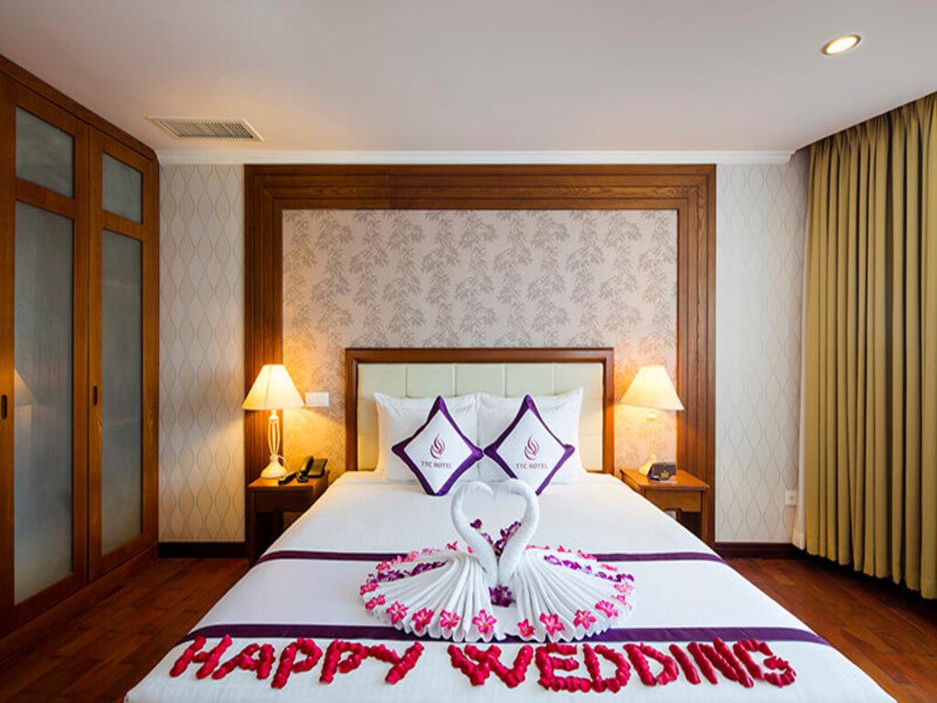 Phòng Suite TTC Hotel Premium Phan Thiết