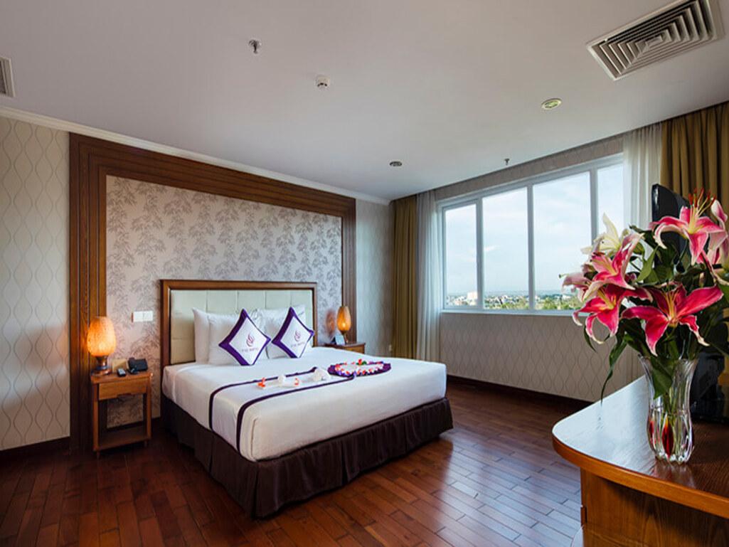 Deluxe Suite TTC Hotel Premium Phan Thiết
