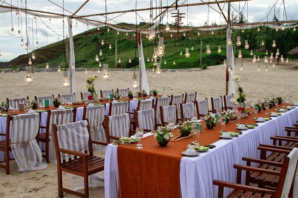 Tiệc Ngoài Trời White Sand Resort Phan Thiết