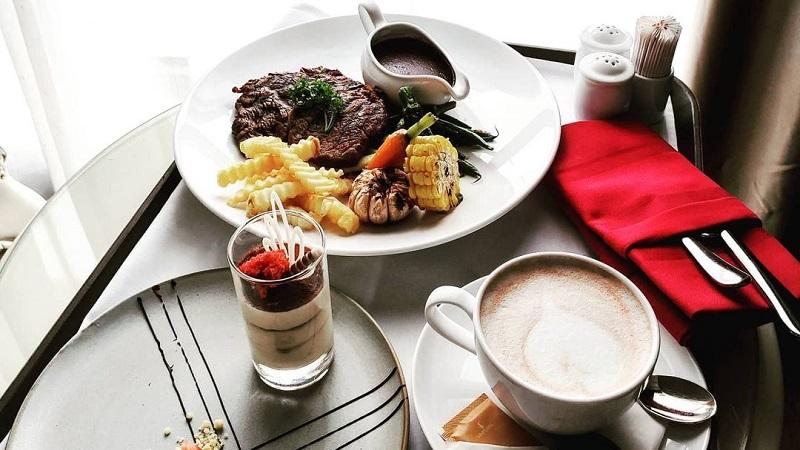 Nhà hàng Chiêng tại Vinpearl Hotel Tây Ninh