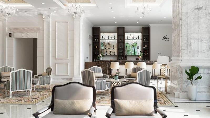 Terrace Cafe tại khách sạn Vinpearl Hotel Lạng Sơn