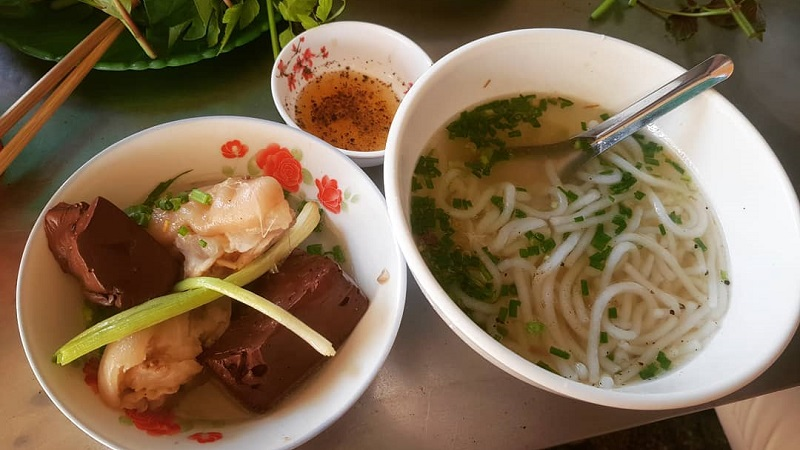 Bánh canh Hai Tô Tây Ninh