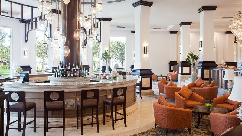 Quầy bar Vinpearl Resort & Spa Phú Quốc