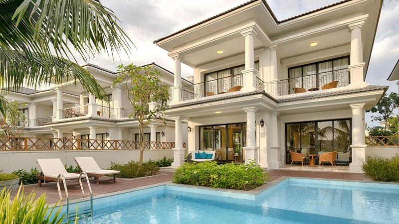 villa 4 phòng ngủ Vinpearl Discovery 2 Phú Quốc