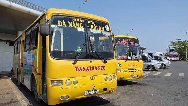 Bus Đà Nẵng - Hội An