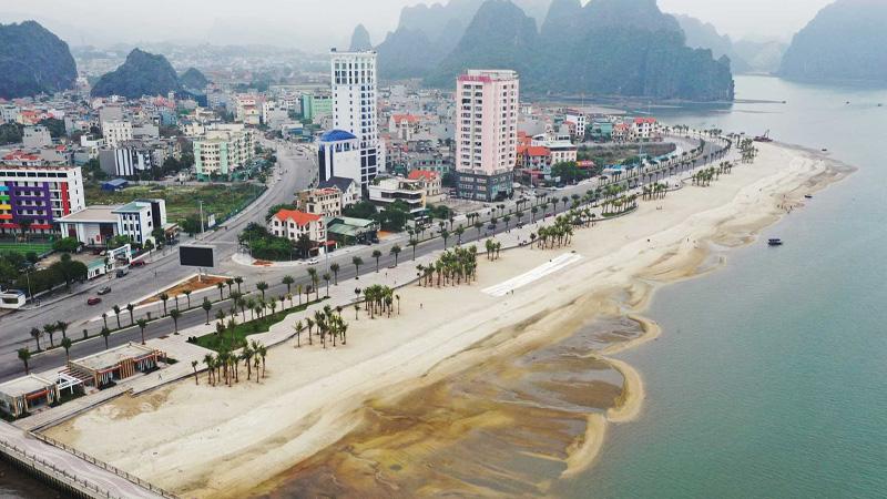 Khách sạn Quảng Ninh tại đảo