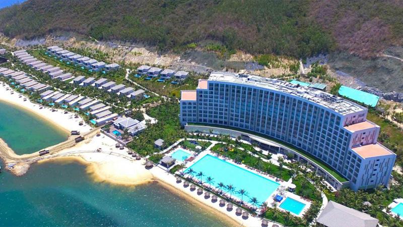khách sạn đảo Hòn Tre
