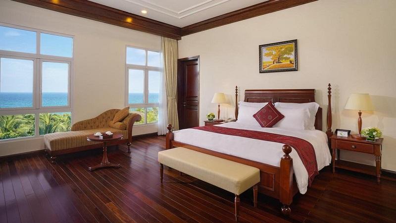 Phòng khách sạn tại Vinpearl Luxury Đà Nẵng