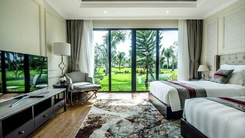 Phòng Deluxe Twin tại Vinpearl Resort & Golf Phú Quốc