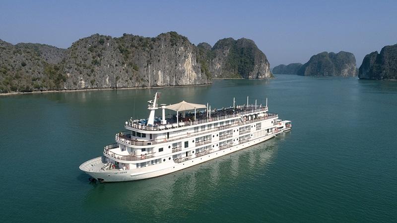 Du thuyền Paradise Grand