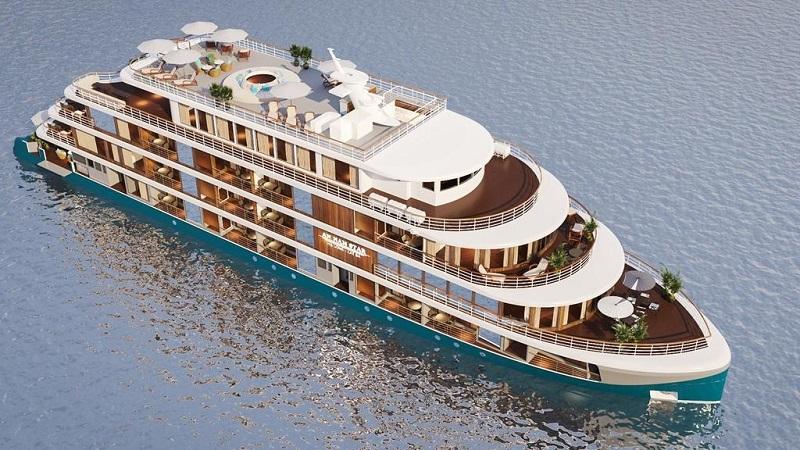 Du thuyền Capella Hạ Long
