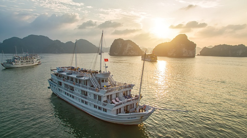 Du thuyền Paradise Sails
