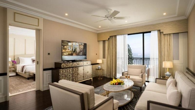 Phòng Excutive Suite Vinpearl Resort & Spa Hạ Long