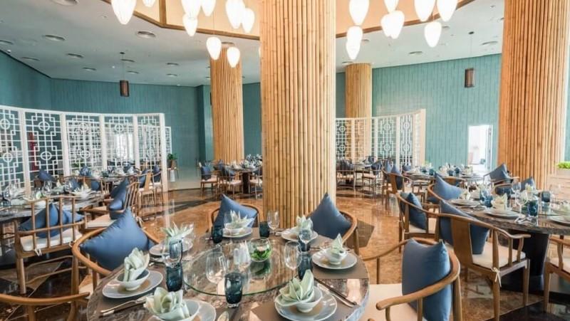 Nhà hàng Bamboo tại FLC Grand Hotel Sầm Sơn