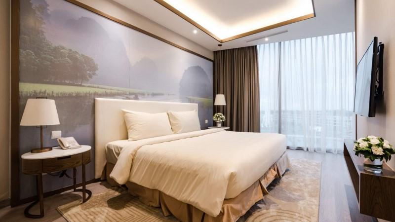 Hạng phòng Grand Comfort tại FLC Grand Hotel Sầm Sơn