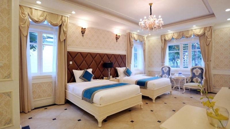 Biệt thự Queen tại FLC Luxury Resort Vĩnh Phúc