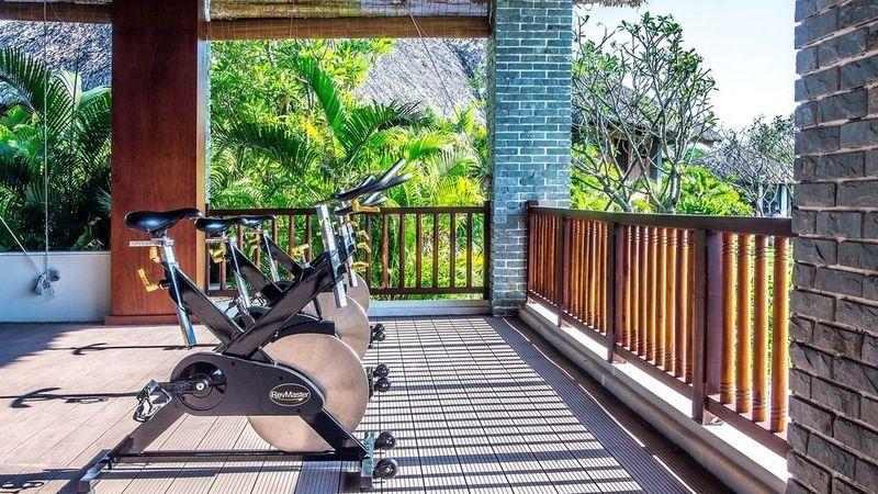 phòng gym Vinpearl Resort & Golf Phú Quốc