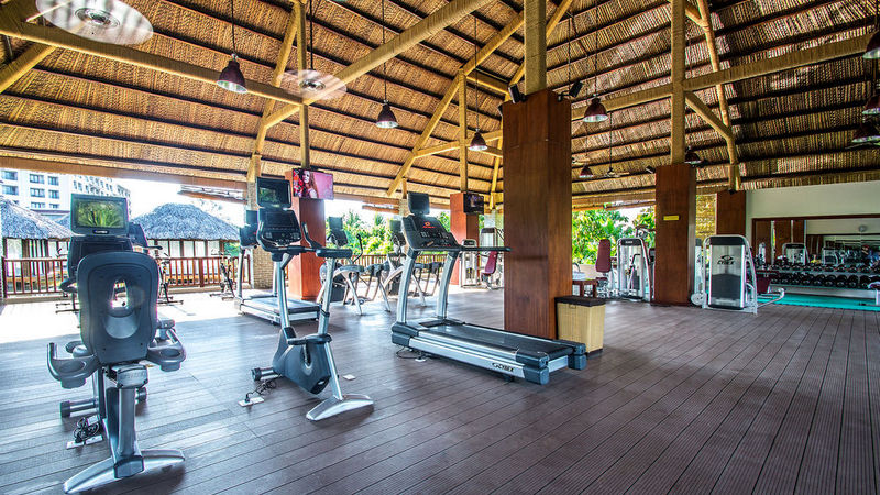Phòng gym Vinpearl Resort & Spa Phú Quốc
