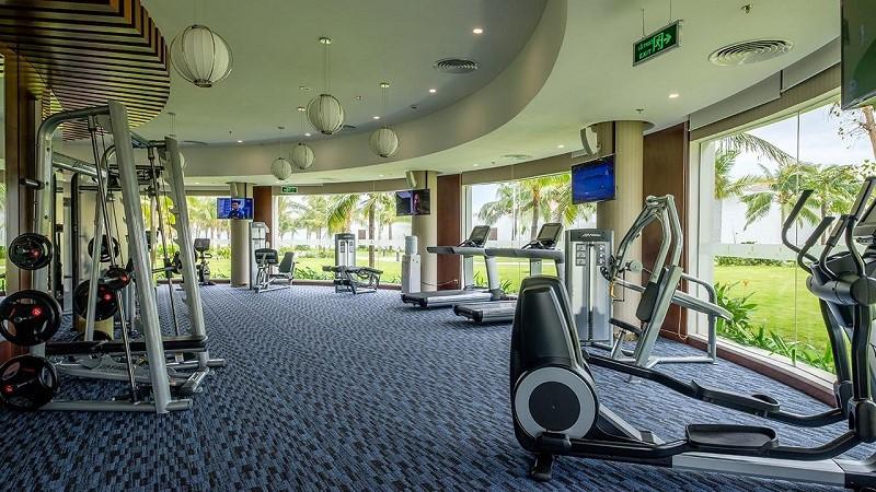 Phòng gym Vinpearl