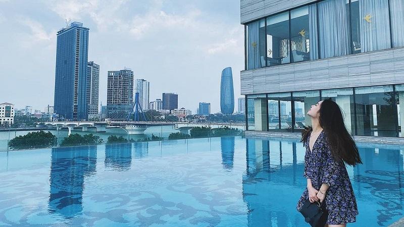 Bể bơi Vinpearl Condotel Riverfront Đà Nẵng