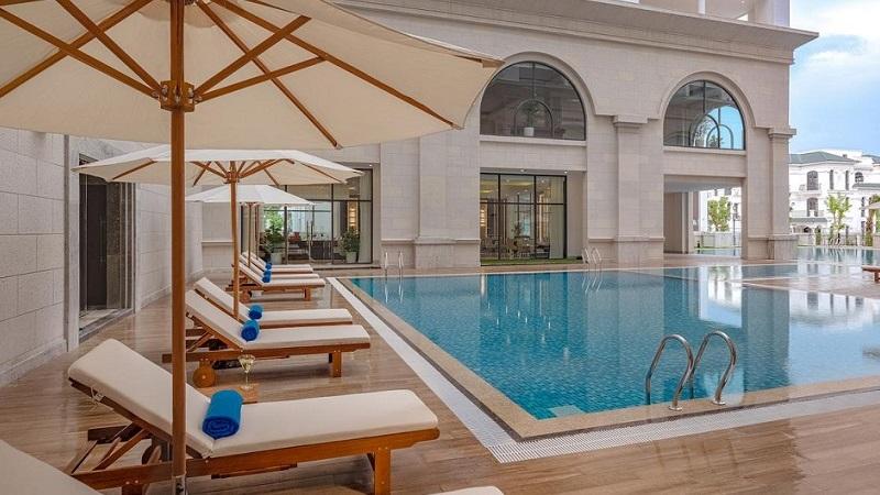 Hồ Bơi Của Vinpearl Hotel Rivera Hải Phòng