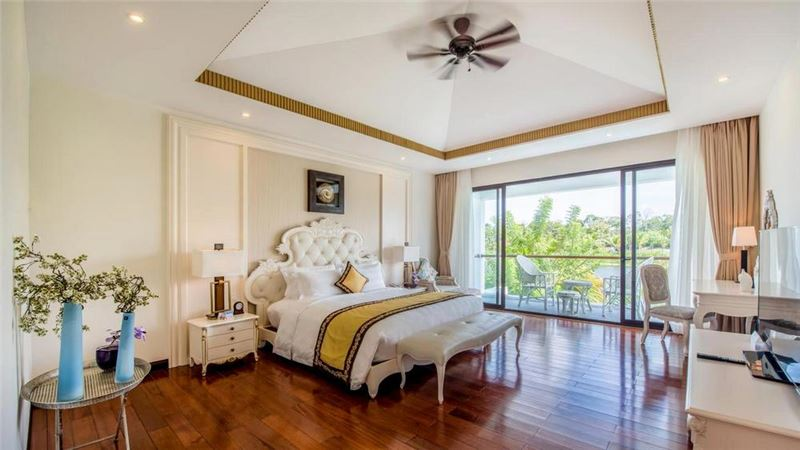 Phòng nghỉ tại Vinpearl Resort & Spa Phú Quốc