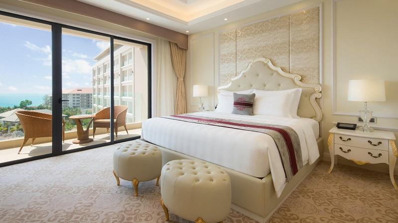 Phòng Junior Suite ở VinOasis Phú Quốc