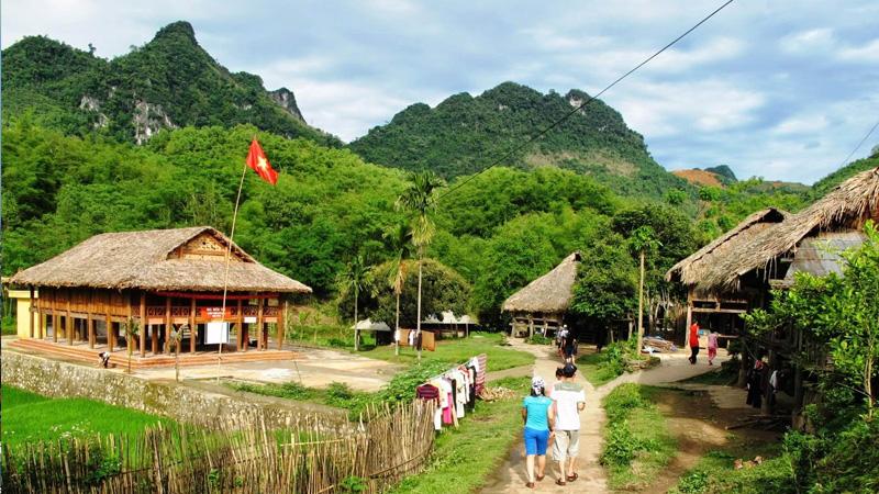 Khách Sạn Mai Châu