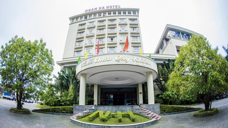 Khách Sạn Ngân Hà Hà Tĩnh