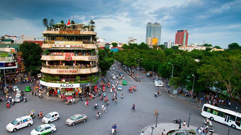 Khách sạn quận Hoàn Kiếm Hà Nội