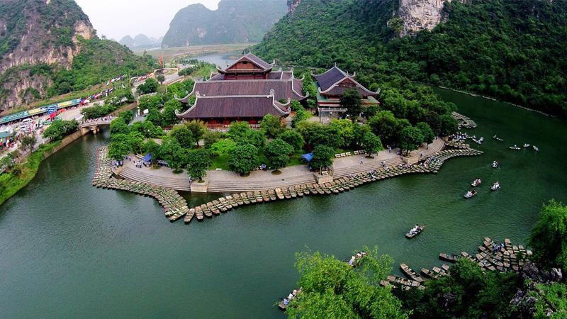 Khách Sạn Tam Cốc Ninh Bình
