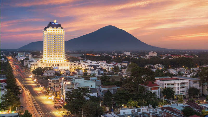 Khách Sạn Tây Ninh