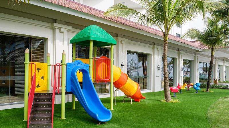 Khu vui chơi trẻ em Vinpearl Luxury Đà Nẵng