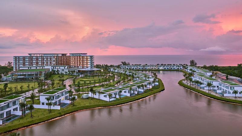 Khu nghỉ dưỡng Movenpick Resort Waverly Phu Quoc