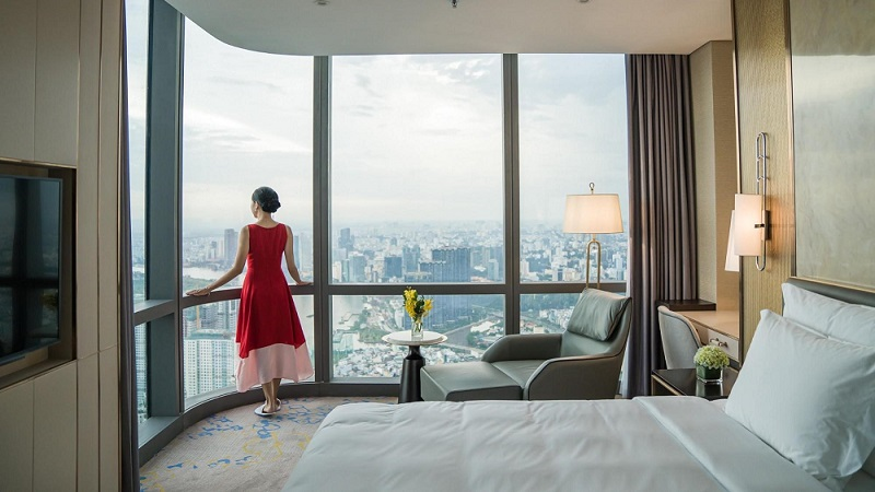 Hạng phòng Premier Room King Bed