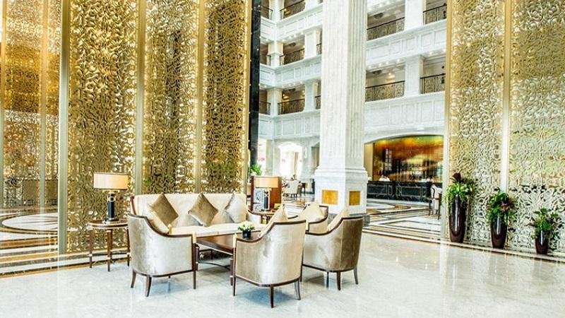Lobby Bar ở Vinpearl Resort & Golf Phú Quốc