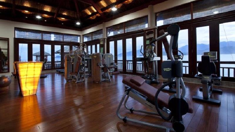 Phòng gym Vinpearl Luxury Nha Trang