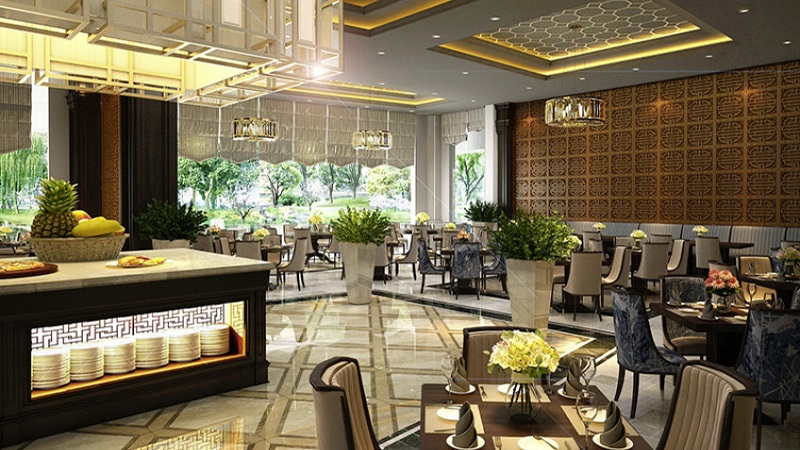Nhà hàng Vinpearl Resort & Spa Đà Nẵng
