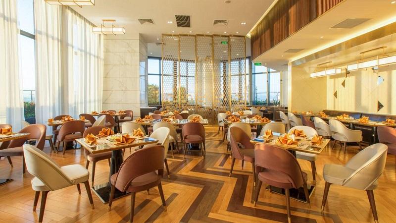 Nhà hàng Vinpearl Hotel Huế