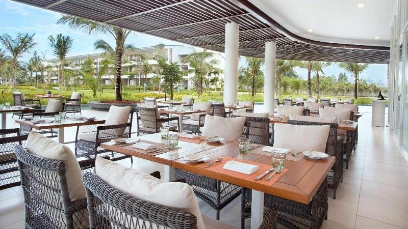 Nhà hàng tại Sol by Melia Phú Quốc