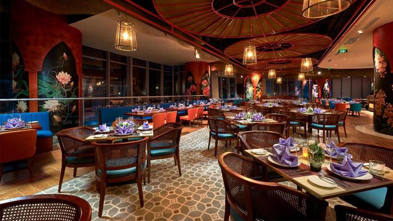 Nhà hàng East Garden tại Eastin Grand Hotel Nha Trang