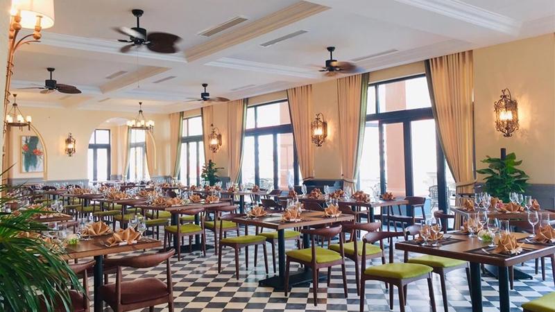 nhà hàng Venus Tam Đảo